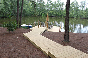 Pier Construction Raleigh Nc Floating Docks For Ponds